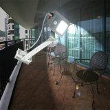 분리된 태양 LED 발코니 빛 (벽 램프)