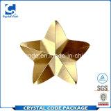 Ярлыки стикеров золота нестандартной конструкции