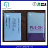 Etiqueta impresa No. de Uid NFC RFID