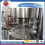 浄化された飲料水及び天然水の洗浄の満ちるキャッピングの一体鋳造機械