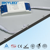 La luz del panel LED de interior Comerciales surgió con la instalación de 40W 600x600x35mm