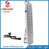 Nuovo prodotto con la funzione di opzione di illuminazione del tubo e del LED