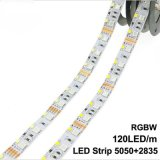 Двойной свет прокладки рядка 5050RGB 2835W 120LEDs/M СИД
