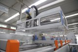 Centre de fraisage de foreuse de commande numérique par ordinateur de profil en aluminium pour le mur rideau