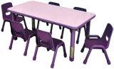 غنيّ بالألوان روضة أطفال أثاث لازم جدي دراسة طاولة وكرسي تثبيت ([سف-39ك])