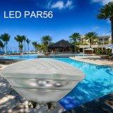 プールのためのIP68の白いカラーPAR56 LED球根ライト