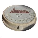 Composto em vez da tampa de câmara de visita Ductile do ferro da carcaça