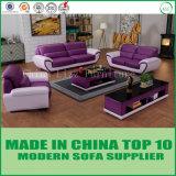 Oficina de Miami muebles sofás de cuero auténtico
