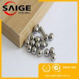 Bal van het Roestvrij staal van RoHS SUS304 6mm G100 voor Chemisch Product