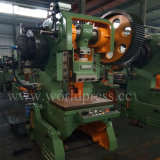 Máquina mecánica de la prensa de potencia del sacador del metal de hoja de J23-40t