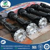 Industrielle Übertragung zerteilt Antriebsachse der Energien-SWC