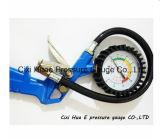 Давление смазочного шприца/цифровой и манометр для измерения давления в шинах из нержавеющей стали