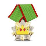 Polijst Lopende Medaille met het Sleutelkoord van het Embleem (gzhy-kc-022)