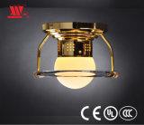 Het nieuwe Ontworpen Licht van het Plafond met de Decoratie van de Ring van het Kristal