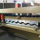 Suppilerカラー機械を形作る鋼鉄屋根シートロールをカスタマイズしなさい
