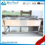 Коммерчески раковина мытья кухни нержавеющей стали для трактира