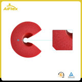 Éponge confortable de haltère de garniture accroupie de rétablissement