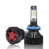 도매 8000lm 고/저 광속 9007 9005 9006 폭스바겐 Jetta 잡종을%s H4 H7 H11 LED 헤드라이트 전구