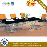 Recutangle favorevole all'ambiente con il tavolo di riunione del babbuino (NS-GD058)