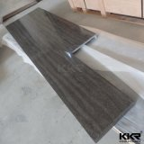 Prefab искусственний каменный акриловый твердый поверхностный Countertop (KKR-C171106)