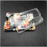 Stock en plastique jetables de qualité alimentaire Sushi Sushi de gros de la plaque du bac d'emballage