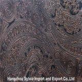 Tessuto del sofà della pelle verniciata