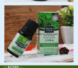Planta de petróleo de Aiye Moxibustion del petróleo esencial del masaje del ajenjo del petróleo esencial Aromatherapy con el OEM del petróleo de Rose de la lavanda