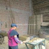 Productos de bambú naturales del bastón y del bambú