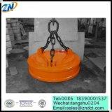 Hadling 두꺼운 강철 플레이트를 위한 MW03-130L/1 둥근 드는 전자석