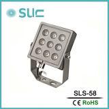 Foco LED de aluminio de fundición