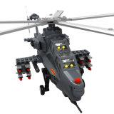 Wange Nouveaux jouets de construction DIY Craft Cool Bloc de construction d'avion pour 6 ans