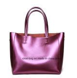 L'Europe Style Designer Sacs à main en cuir Mesdames sac fourre-tout sac à main