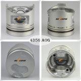 Pièces de moteur diesel Mitsubishi 4D56 pour Mitsubishi 4D56t nouveau OEM Alfin MD304858/59/60 avec galerie d'huile