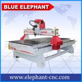Alta carpintería de madera del ranurador del CNC de la máquina del diseño de los muebles del motor Ele1325 del eje de rotación del ranurador del CNC del rendimiento