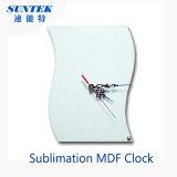 열전달 인쇄를 위한 공백 승화 MDF 시계