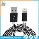 Cavo di dati personalizzato del USB del caricatore del lampo 5V/2.1A per il telefono