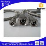 Assemblea di tubo flessibile flessibile dell'acciaio inossidabile del cono PTFE della femmina 60 di Bsp