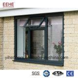 Windowsの空のガラスアルミニウム開き窓Windows