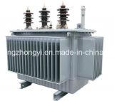 30-2500kVA Oil-Immersed無定形の合金の電気変圧器