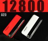 アンドロイドまたはiPhoneのための方法9000mAhデジタル表示装置の携帯用充電器