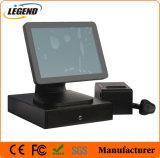 """Equipo Point of Sale de la posición de la pantalla táctil capacitiva de la alta calidad 15 """""""