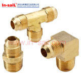 CNCの機械化の精密真鍮の管付属品の管Neddle