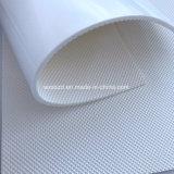 Transportband van de Rang van het voedsel de Witte PVC/PU