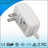 fonte do adaptador da potência do interruptor de 9W AC/DC com o plugue do padrão dos EUA