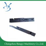As peças de usinagem do bloco de guia da máquina de inserção do papel isolante Horizontal