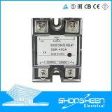 Controlar 80-250V saída AC de 24-380V AC relé de estado sólido SSR 100A