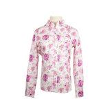 Для печати по одежде хлопок пружинный моды блуза для женщин
