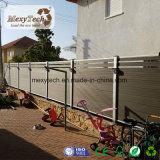 Rete fissa decorativa brevettata del Metà di-Traliccio del giardino esterno WPC del prodotto