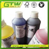 Chino de alta calidad de Tinta de Sublimación de tinta para el sector textil en 4 colores