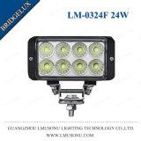 정연한 방수 차량 LED 일 빛 12V 24W 4.5 인치